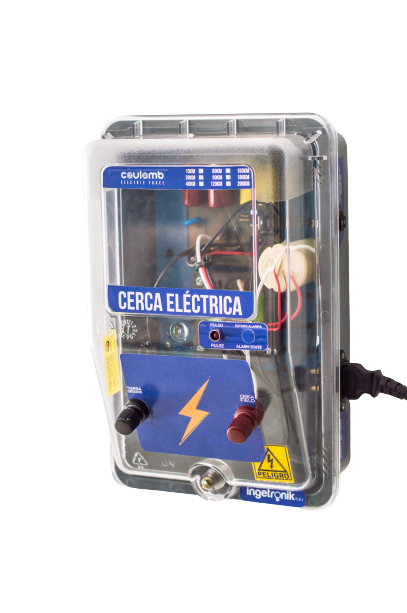 Impulsor Cerca Eléctrica Perimetral Dual 12V DC y 110V AC