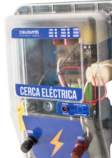 Impulsor Cerca Eléctrica Perimetral 110V AC